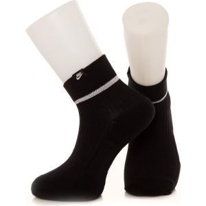 ナイキ Nike ユニセックス ソックス インナー・下着 - Essential Black/White/White - Socks black|fermart-hobby