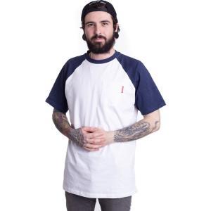サンタクルーズ Santa Cruz メンズ Tシャツ トップス - Opus Dot Dark Navy/White - T-Shirt blue|fermart-hobby