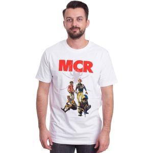 インペリコン Impericon メンズ Tシャツ トップス - Killjoys Pinup White - T-Shirt white|fermart-hobby