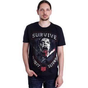 インペリコン Impericon メンズ Tシャツ トップス - Survive - T-Shirt black|fermart-hobby