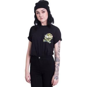 インペリコン Impericon レディース Tシャツ ポケット トップス - Mortal Portal Pocket - T-Shirt black fermart-hobby