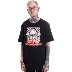 インペリコン Impericon メンズ Tシャツ トップス - Vote Morty - T-Shirt black fermart-hobby