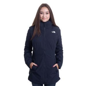 ザ ノースフェイス The North Face レディース コート アウター - Hikesteller Insulated Parka Urban Navy - Jacket blue|fermart-hobby