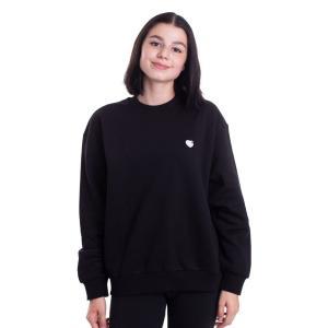 カーハート Carhartt WIP レディース ニット・セーター トップス - W' Hartt Black/Wax - Sweater black|fermart-hobby