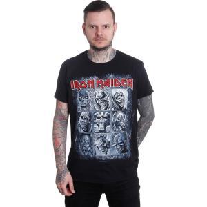インペリコン Impericon メンズ Tシャツ トップス - Nine Eddies - T-Shirt black|fermart-hobby