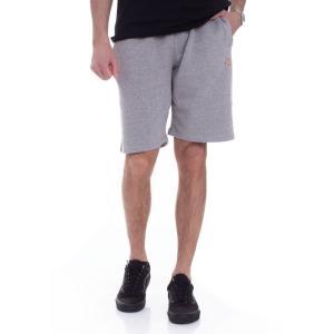 ディッキーズ Dickies メンズ ショートパンツ ボトムス・パンツ Glen Cove Grey Melange Shorts grey|fermart-hobby