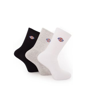 ディッキーズ Dickies ユニセックス ソックス インナー・下着 Valley Grove Pack of 3 Assorted Colour Socks multicolored|fermart-hobby