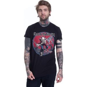 インペリコン Impericon メンズ Tシャツ トップス - Trooper Red Sky - T-Shirt black|fermart-hobby