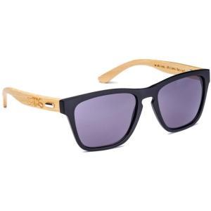 テイク ア ショット Take A Shot ユニセックス メガネ・サングラス The Shadow Bamboo Sunglasses black|fermart-hobby