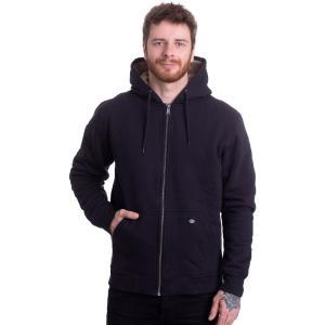 ディッキーズ Dickies メンズ パーカー トップス - Frenchburg Black - Zipper black|fermart-hobby