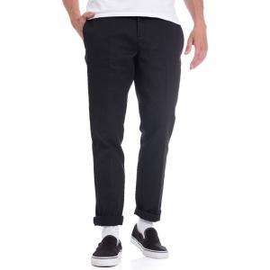 ディッキーズ Dickies メンズ ボトムス・パンツ Slim Straight Work 873 Pants black|fermart-hobby