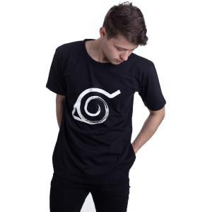 インペリコン Impericon メンズ Tシャツ トップス - Konoha - T-Shirt black|fermart-hobby