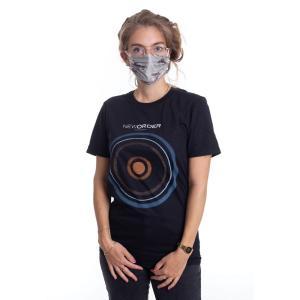 インペリコン Impericon レディース Tシャツ トップス - Blue Monday - T-Shirt black|fermart-hobby