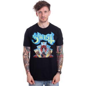 インペリコン Impericon メンズ Tシャツ トップス - Devil Window - T-Shirt black|fermart-hobby