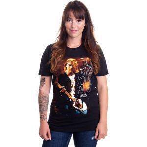 インペリコン Impericon レディース Tシャツ トップス - You Know You'Re Right - T-Shirt black fermart-hobby