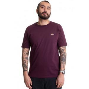 ディッキーズ Dickies メンズ Tシャツ トップス - Mapleton Maroon - T-Shirt burgundy fermart-hobby