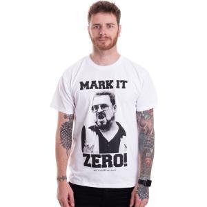 インペリコン Impericon メンズ Tシャツ トップス - Mark It Zero White - T-Shirt white|fermart-hobby