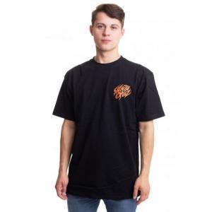 サンタクルーズ Santa Cruz メンズ Tシャツ トップス - Salba Tiger Hand Black - T-Shirt black|fermart-hobby