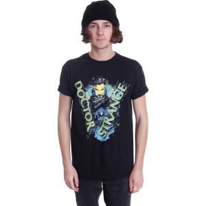 インペリコン Impericon メンズ Tシャツ トップス - Strange - T-Shirt black fermart-hobby