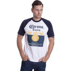 インペリコン Impericon メンズ Tシャツ トップス - Extra Label White/Navy - T-Shirt white fermart-hobby