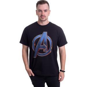 インペリコン Impericon メンズ Tシャツ トップス - Heroic Logo - T-Shirt black fermart-hobby