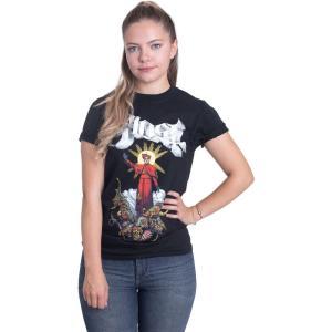 インペリコン Impericon レディース Tシャツ トップス - Plague Bringer - T-Shirt black|fermart-hobby