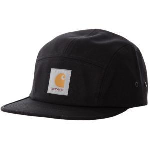 カーハート Carhartt WIP ユニセックス キャップ 帽子 Backley Canvas Cap black|fermart-hobby