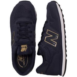 ニューバランス New Balance レディース スニーカー シューズ・靴 GW500B Blue Navy Girl Shoes blue|fermart-hobby