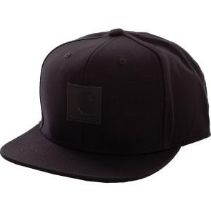 カーハート Carhartt WIP ユニセックス キャップ 帽子 Logo Cap black|fermart-hobby
