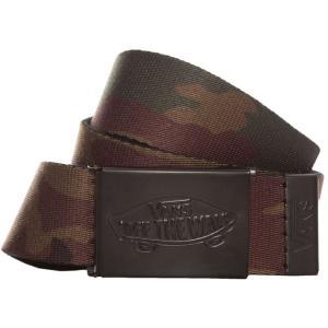 ヴァンズ Vans ユニセックス ベルト Shredtor II Web Classic Camo Belt camouflage|fermart-hobby