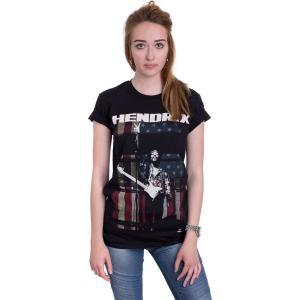 インペリコン Impericon レディース Tシャツ トップス - Peace Flag - T-Shirt black fermart-hobby