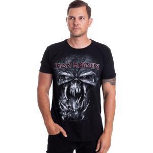 インペリコン Impericon メンズ Tシャツ トップス - Vtge FF Eddie - T-Shirt black|fermart-hobby