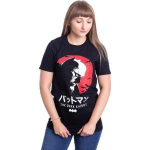 インペリコン Impericon レディース Tシャツ トップス - Japanese Dark Knight - T-Shirt black fermart-hobby