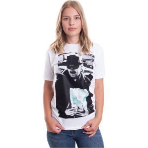 インペリコン Impericon レディース Tシャツ トップス - Money Bag White - T-Shirt white fermart-hobby