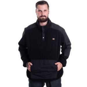 ディッキーズ Dickies メンズ ニット・セーター トップス - Denniston Black - Sweater black|fermart-hobby