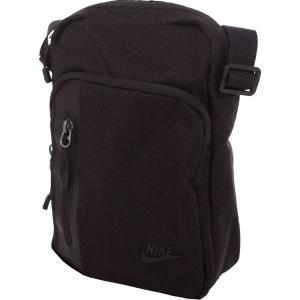 ナイキ Nike ユニセックス バッグ Tech Small Black/Black Travel Bag black|fermart-hobby