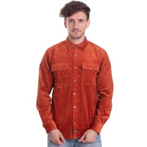 ディッキーズ Dickies メンズ シャツ トップス - Ivel Rust - Shirt brown fermart-hobby