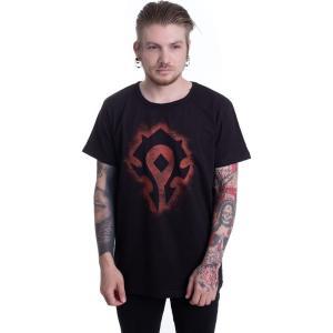 インペリコン Impericon メンズ Tシャツ トップス - Horde - T-Shirt black|fermart-hobby