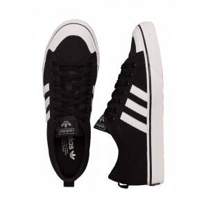 アディダス Adidas メンズ スニーカー シューズ・靴 - Nizza Core Black/FTW White/FTW White - Shoes black|fermart-hobby