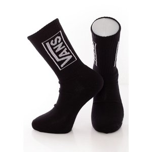 ヴァンズ Vans ユニセックス ソックス インナー・下着 - Distort Crew Black - Socks black fermart-hobby