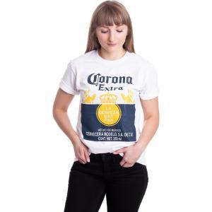 インペリコン Impericon レディース Tシャツ トップス - Extra Label White - T-Shirt white fermart-hobby