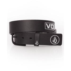ボルコム Volcom ユニセックス ベルト Clone PU Belt black|fermart-hobby