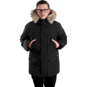 カーハート Carhartt WIP メンズ ジャケット アウター Anchorage Black/Black Jacket black fermart-hobby