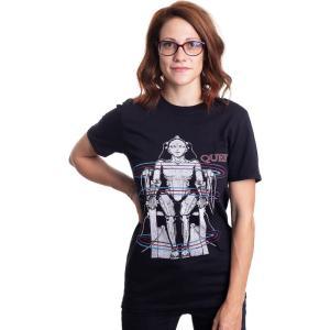 インペリコン Impericon レディース Tシャツ トップス - European Tour 1984 - T-Shirt black|fermart-hobby