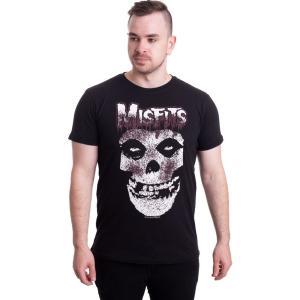 インペリコン Impericon メンズ Tシャツ トップス - Blood Drip Skull - T-Shirt black|fermart-hobby