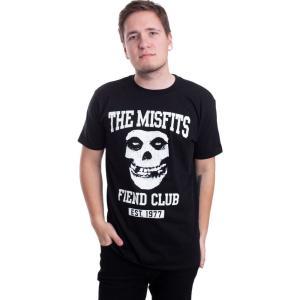 インペリコン Impericon メンズ Tシャツ トップス - Fiend Club - T-Shirt black|fermart-hobby