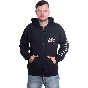 インペリコン Impericon メンズ パーカー トップス - Nightbringers - Zipper black fermart-hobby