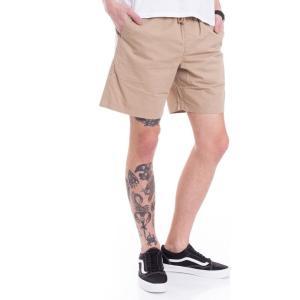 ヴァンズ Vans メンズ ショートパンツ ボトムス・パンツ Range 18 Khaki Shorts beige fermart-hobby