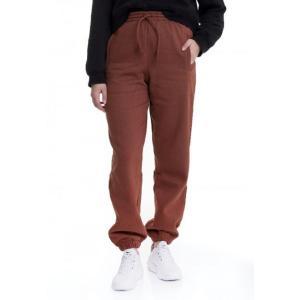 アディダス Adidas レディース スウェット・ジャージ ボトムス・パンツ - Cuffed ST Redwood - Sweat Pants brown|fermart-hobby