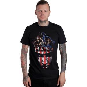 マリリン マンソン Marilyn Manson メンズ Tシャツ トップス Crown T-Shirt black fermart-hobby